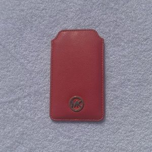 Michael Kors Corral Colored Phone Case